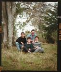 Negative: Wright Family Portrait