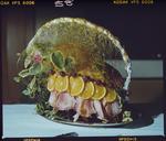 Negative: Decorated Ham
