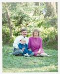 Negative: Vessey Family Portrait