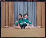 Negative: Two Girls Total Gym Club 1989