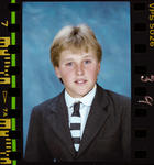 Negative: Christ's College 1st Year Student 1989