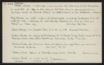 Macdonald Dictionary Record: Andrew Clark, Andrew Clark, Adam Clarke, Alexander Clarke, Alfred Clarke, Andrew Clarke, Andrew Clarke