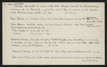 Macdonald Dictionary Record: Bennett Clarke, Charles Clarke, Charles Clarke, Edward Clarke, Frederick Henry Clarke