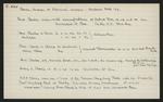 Macdonald Dictionary Record: Harry Charles Clark, George Clark or Clarke, George Clarke, George Clarke, George Clarke, Harry H Clarke, H C F Clarke