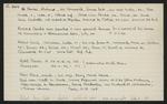 Macdonald Dictionary Record: Robert Clark, Robert Clark, Richard Clarke, Richard Clarke, Robert Clarke