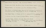 Macdonald Dictionary Record: Richard Clark, R Clark, Samuel Clark, Richard Clarke, William Rudd Clarke, W Clarke, William John Clarke, Frederick Charles Clarkson