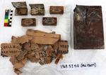 Tin: Royal Wax Vesta Matches
