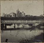 Photograph: Papanui (now Victoria) Bridge