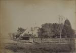 Photograph: A C Barker's House