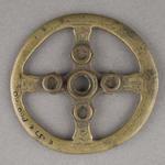 Bronze: wheel