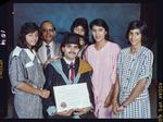 Negative: Jainendra Prasad Baldeo University Of Canterbury Graduation 1989