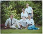 Negative: Hopping Family Portrait