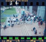 Negative: Mont Pelerin Society 1989 Protest