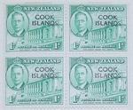 Stamps: New Zealand - Cook Islands One Penny