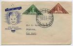 First Day Cover: New Zealand Health Stamps 1943