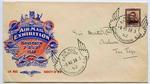 Souvenir Cover: Christchurch Air Mail Exhibition 1938