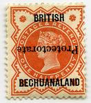 Stamp: Bechuanaland British Protectorate