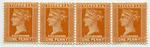 Stamps: Victoria One Penny