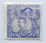 Stamp: New South Wales Twenty Shillings