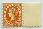 Stamp: Victoria Three Pence