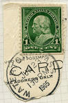 Stamp: United States One Cent