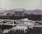 Photograph: Inwood's Mill, Christchurch 1859