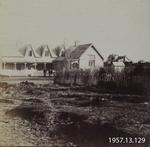 Photograph: Land Office, Christchurch 1860