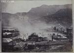 Photograph: Lyttelton after Fire