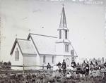Photograph: Saint Stephen's Church. Kaiapoi