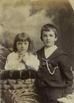 Photograph: Two Children