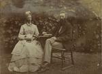 Photograph: Mr H J and Mrs K T Pattison