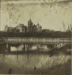 Photograph: Bridge and Buildings