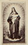 Print: Mary and Jesus