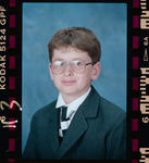 Negative: Christ's College 1st Year Student 1990