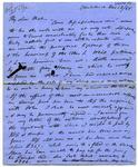 Letter: Alfred Charles Barker to Matthias Barker, 12 December 1865