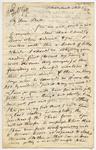 Letter: Alfred Charles Barker to Matthias Barker, 5 November 1866