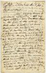 Letter: Alfred Charles Barker to Matthias Barker, 1 January 1868