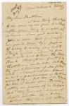 Letter: Alfred Charles Barker to Matthias Barker, 28 February 1871