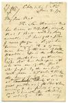 Letter: Alfred Charles Barker to Matthias Barker, 3 June 1872