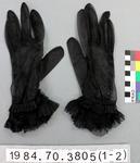Gloves: Black Gauntlet