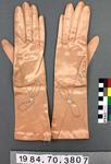 Gloves: Dents
