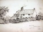 Sketch: Tentworth, Stedham, Sussex, 15 August 1850