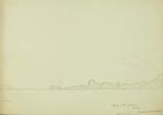 Sketch: Rocks at South East of Madeira 17 September 1850