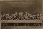 Photograph: The Last Supper, Illustration