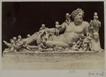 Photograph: Zeus in the Vatican, Sculpture