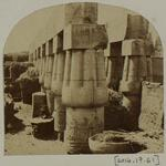 Photograph: Ruin Pillars