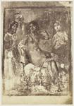 Photograph: Three Figures in Fresco