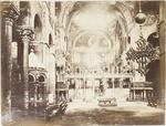 Photograph: St Mark's Interior, Venice