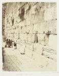Photograph: Old Wall, Jerusalem