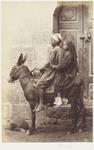 Photograph: Children on Donkey, Cairo